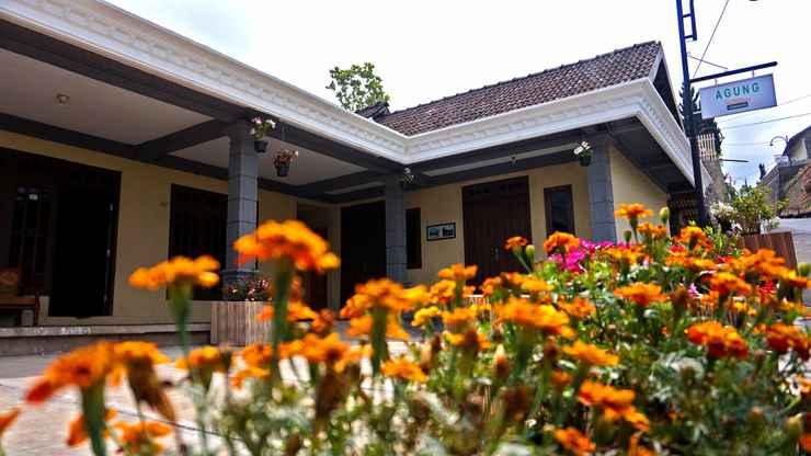 EXTERIOR_BUILDING Cozy Homestay Agung by Damandiri Selo