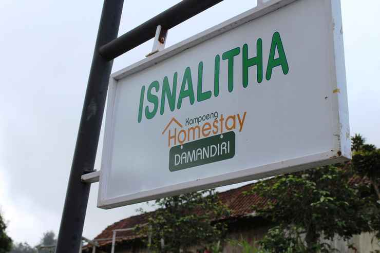 EXTERIOR_BUILDING Cozy Homestay Isnalitha by Damandiri Selo