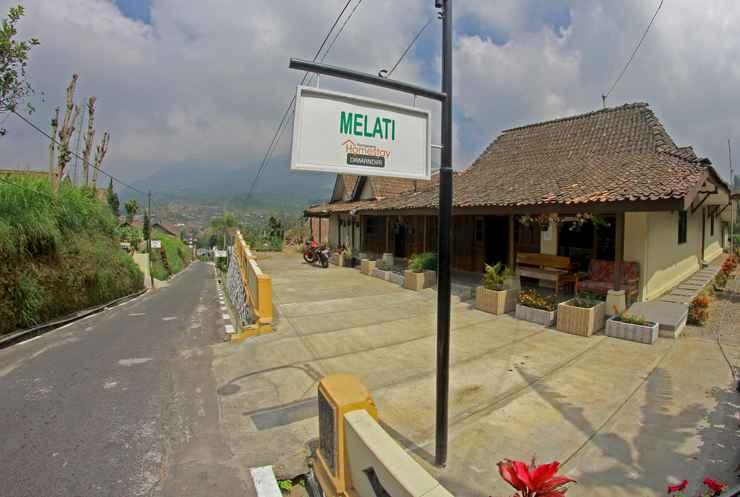 EXTERIOR_BUILDING Cozy Homestay Melati by Damandiri Selo