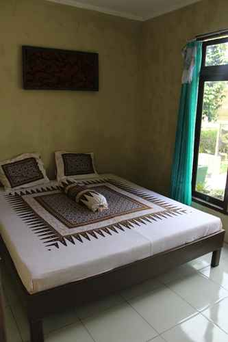 BEDROOM Cozy Homestay Nayla by Damandiri Selo