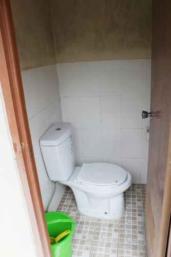 BATHROOM Cozy Homestay Sabila by Damandiri Selo