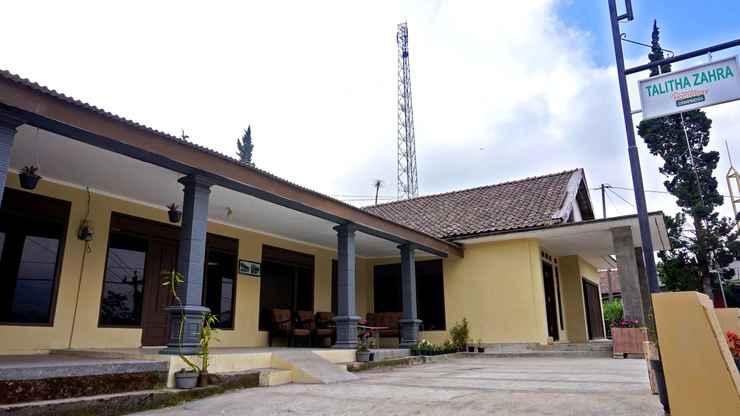 EXTERIOR_BUILDING Cozy Homestay Talita by Damandiri Selo