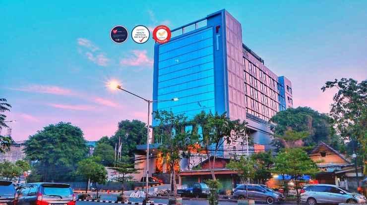 EXTERIOR_BUILDING Luminor Hotel Kota