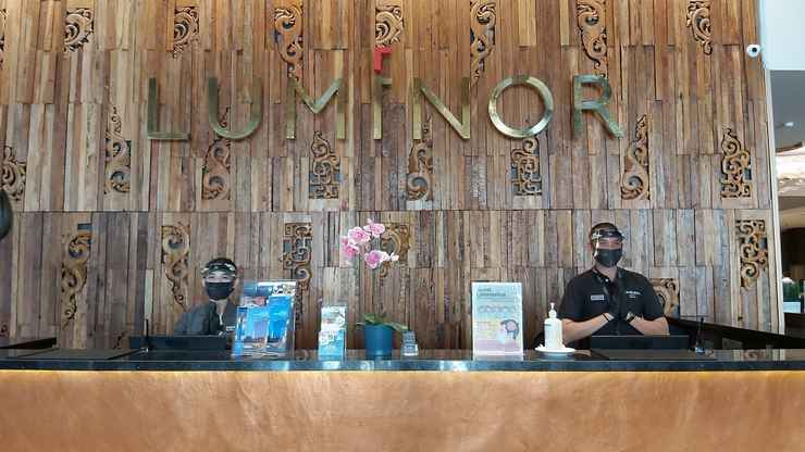 HYGIENE_FACILITY Luminor Hotel Kota