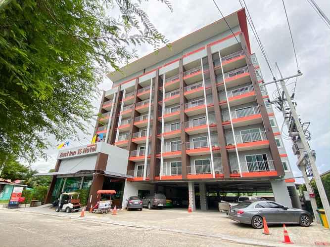 EXTERIOR_BUILDING East Inn 15 Hotel Rayong