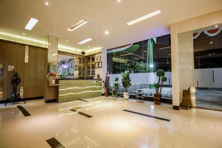 LOBBY Akasia Budget Hotel