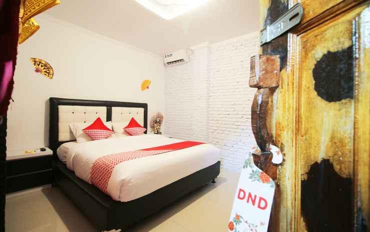 OYO 1115 Villa And Resto Kubu Selem Etnik Bali Bandar Lampung - Standard Double