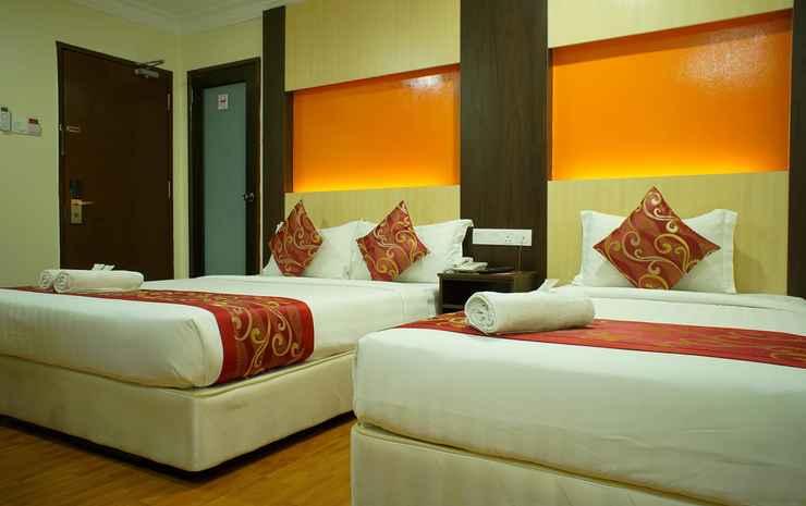 Bitz Hotel Kuala Lumpur - Deluxe Family Triple