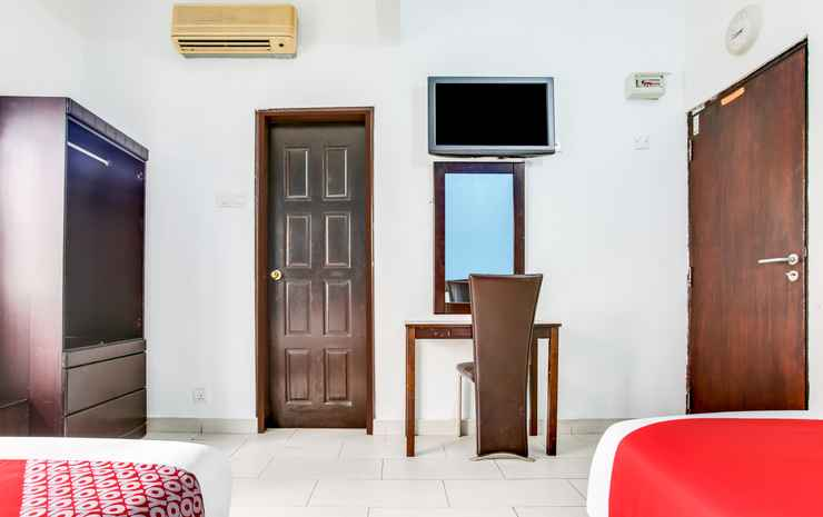 Hotel Eco Palace Kuala Lumpur - Deluxe Twin Room