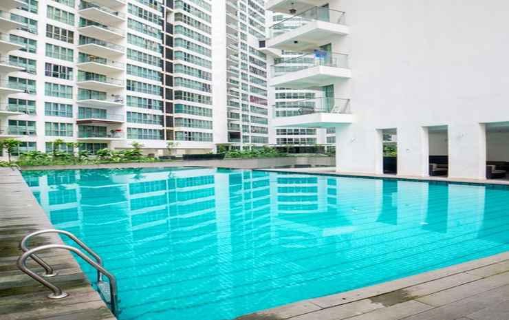 KLCC Infinity Pool - Regalia Residence by CoBNB Kuala Lumpur -