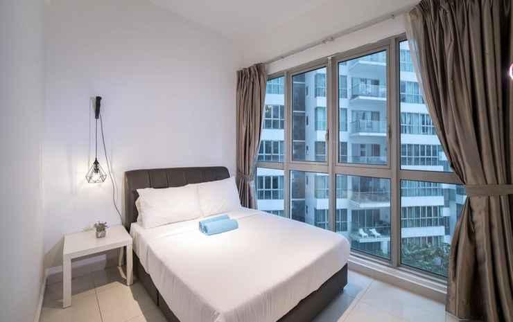 KLCC Infinity Pool - Regalia Residence by CoBNB Kuala Lumpur - Two Bedroom Apartment