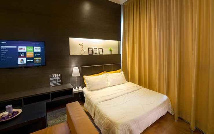 KLCC Infinity Pool - Regalia Residence by CoBNB Kuala Lumpur - Studio Apartment