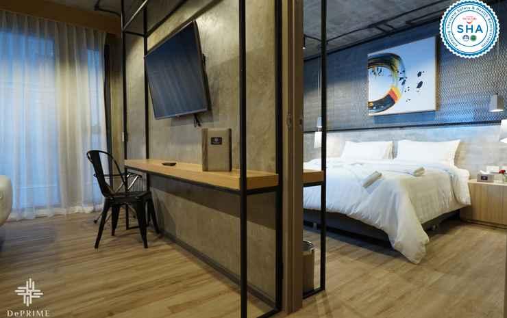 De Prime Rangnam Hotel Bangkok - Prime Basic Room Only