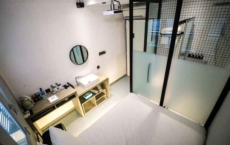 Hotel 1888 Collection Singapore - Kamar Double Deluks