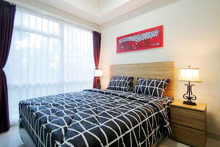 BEDROOM Apartemen Puri Mansion by Stay360