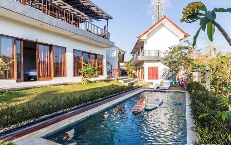 Bombora Surf Camp Bali - Kamar Double atau Twin Deluks