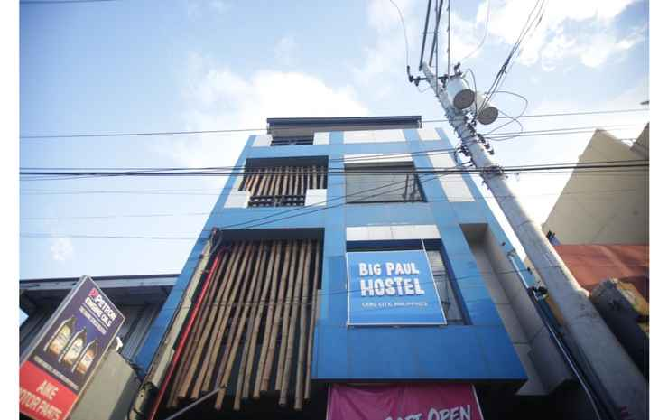 EXTERIOR_BUILDING Big Paul Hostel Mabolo Cebu City