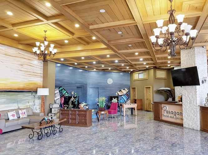 LOBBY Paragon Hotel & Suites