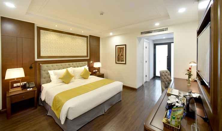 BEDROOM Garco Dragon Hotel 2