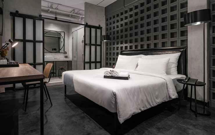 The Ex Capital Hotel Bangkok - Deluxe King Room