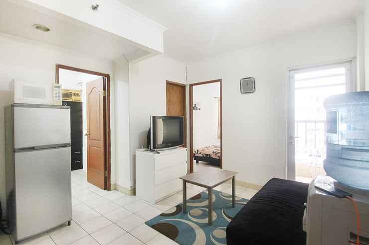 COMMON_SPACE Room at Mediternia Palace Kemayoran Apartment