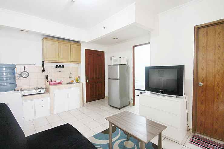 BEDROOM Room at Mediternia Palace Kemayoran Apartment