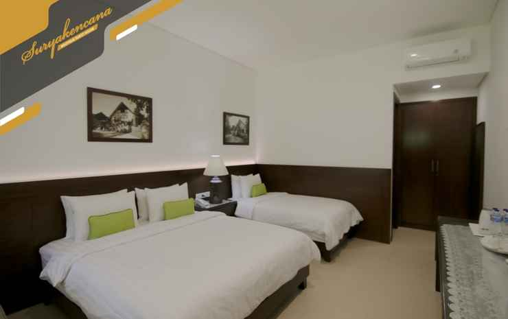 Surya Kencana Boutique Guest House Bandung - Family Room No Include Breakfast 2nd Floor