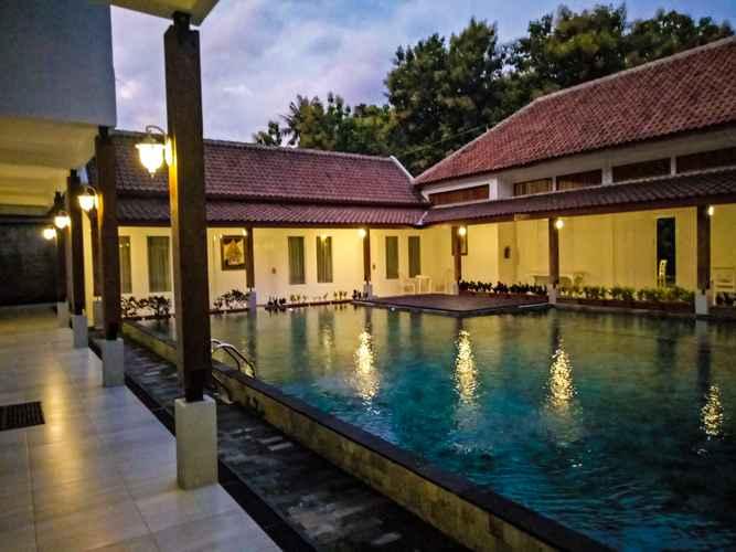 SWIMMING_POOL Sinom Borobudur Heritage Hotel