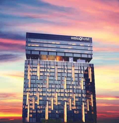 EXTERIOR_BUILDING Oasia Hotel Novena, Singapore, by Far East Hospitality (SG Clean)