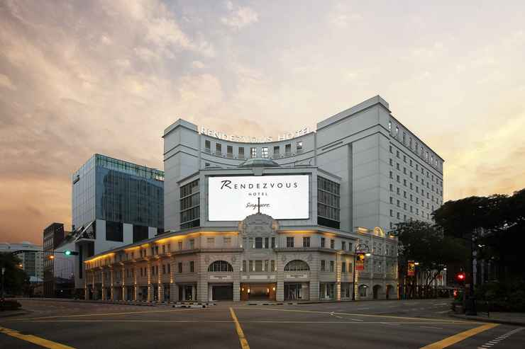 EXTERIOR_BUILDING Rendezvous Hotel Singapore by Far East Hospitality (SG Clean)