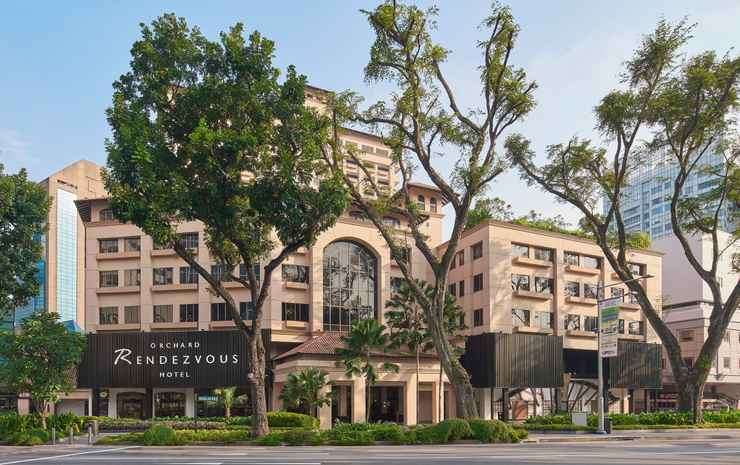 Orchard Rendezvous Hotel by Far East Hospitality (SG Clean) Singapore -