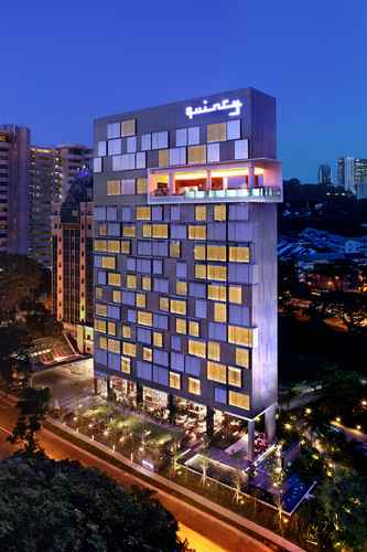 EXTERIOR_BUILDING Quincy Hotel by Far East Hospitality (SG Clean)