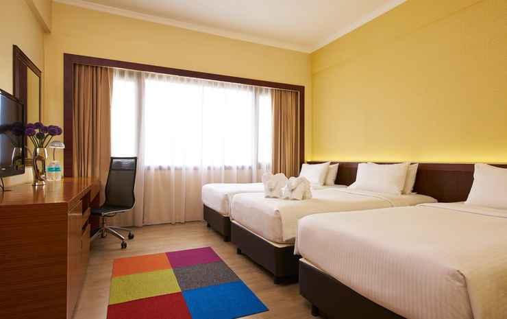 Village Hotel Bugis by Far East Hospitality (SG Clean) Singapore - Kamar Keluarga (Breakfast for 3)
