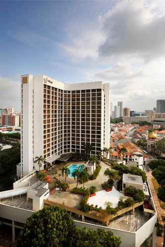 EXTERIOR_BUILDING Village Hotel Bugis by Far East Hospitality (SG Clean)