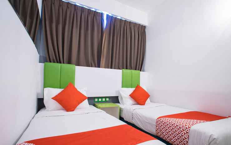 Rich Calton Hotel Kuala Lumpur - Deluxe Twin