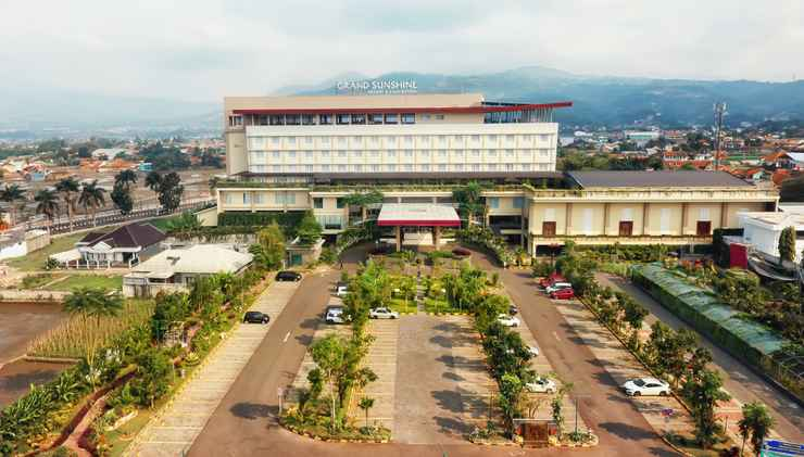EXTERIOR_BUILDING Grand Sunshine Resort and Convention