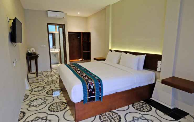 The Nalaya Hotel & Resto  Magelang - Deluxe Room with Pool View