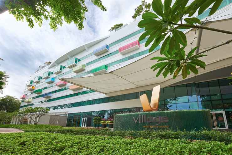 EXTERIOR_BUILDING Village Hotel Changi by Far East Hospitality (SG Clean)