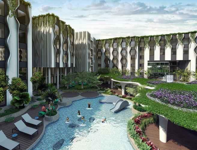 EXTERIOR_BUILDING Village Hotel Sentosa by Far East Hospitality (SG Clean)