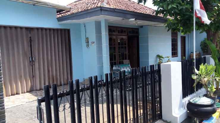 EXTERIOR_BUILDING Full House 3 Bedrooms at Homestay Pala