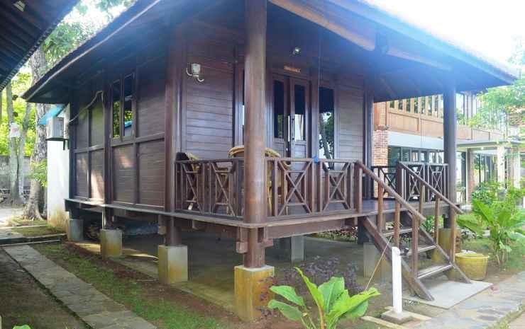 Villa Badui (TTT) Serang - Kuda Laut