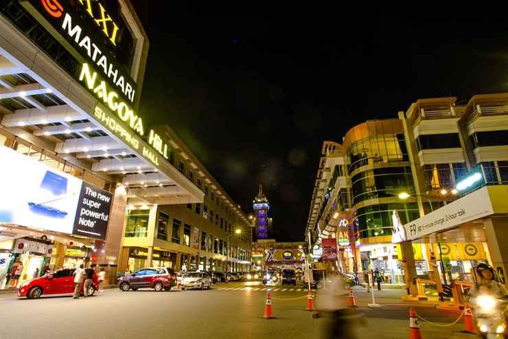 Ak Hotel Nagoya Hill In Lubuk Baja Batam Riau Islands