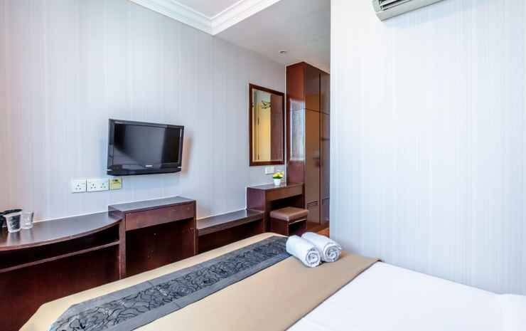 K Hotel Singapore - Double Room with Shower