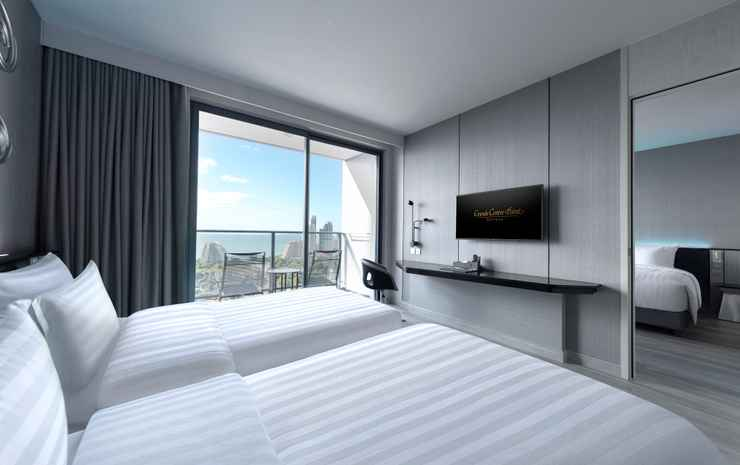 Grande Centre Point Pattaya Chonburi - Deluxe Family Connecting
