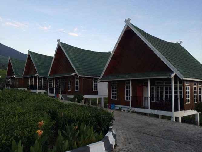 LOBBY Villa hotel Gunung gare