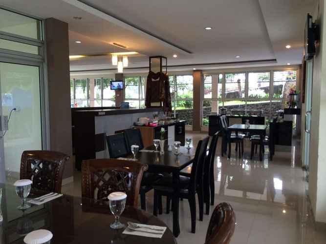 RESTAURANT Villa hotel Gunung gare