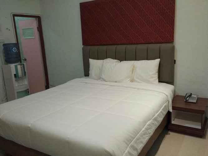 BEDROOM Villa hotel Gunung gare