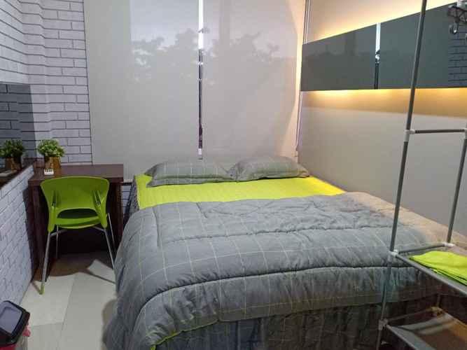 BEDROOM Derma Homestay at Alam Sutera Near IKEA