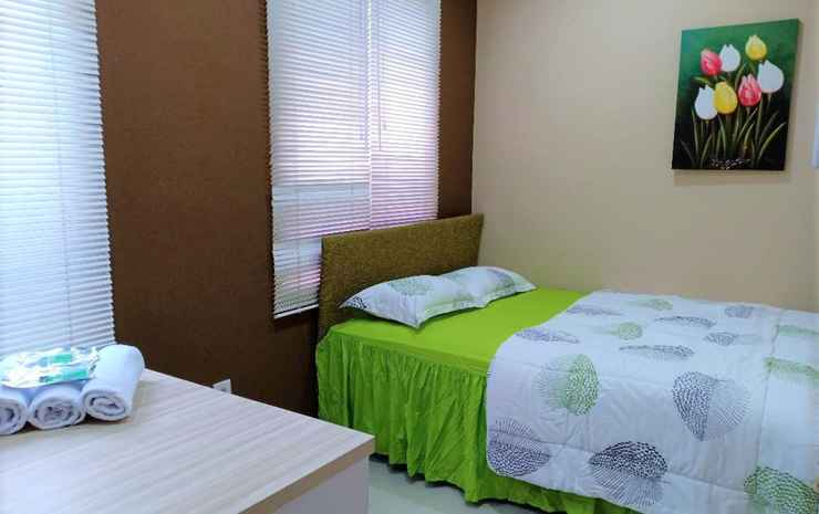 Derma Homestay at Alam Sutera Near IKEA Tangerang Selatan - Deluxe Double Room (MAX CHECK-IN 22:00)