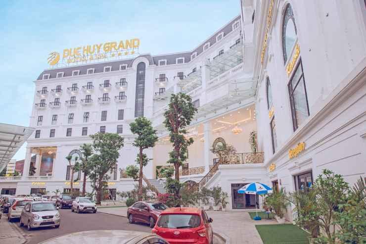 EXTERIOR_BUILDING Khách sạn Đức Huy Grand